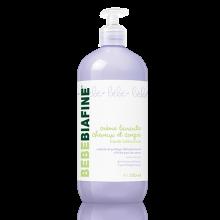 Crème lavante cheveux et corps pour bébé