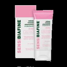 Crème visage hydratante apaisante légère