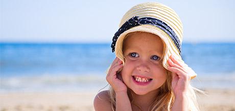 Comment protéger la peau fragile de l'enfant ?