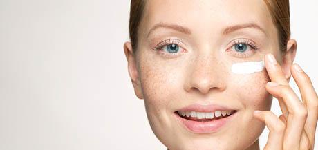 Hydratation du visage, entretien du visage, soin du visage