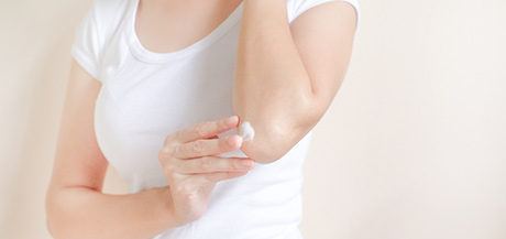 Les bienfaits des produits émollients en cas d'eczéma ou de peau atopique