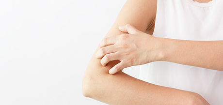 Comment reconnaître une peau à tendance atopique