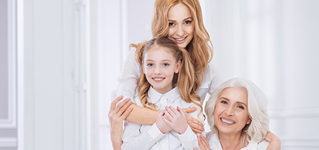 Les problèmes de peau sèche en fonction de l'âge